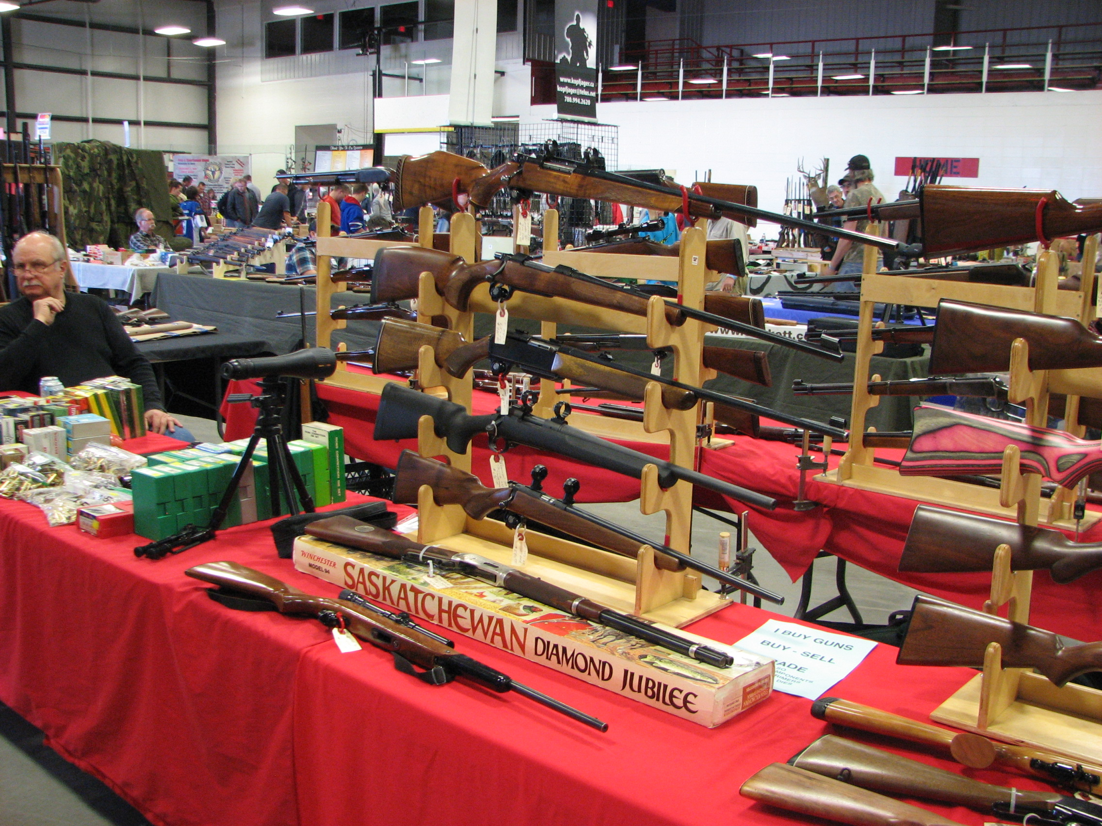 High Prairie Gun and Sportmans Show
