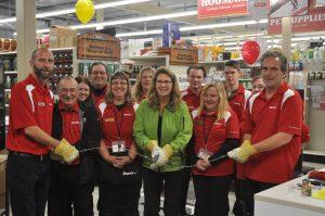 Peavey Mart Celebrates Grand Opening