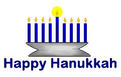 Last day of Hanukkah