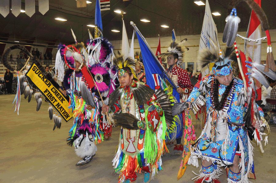 High Prairie Powwow May 6, 2017