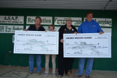 29th annual Golden Walleye Classic held at Shaw's Point Resort