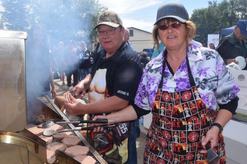 Town of High Prairie hosts Citizen Appreciation BBQ